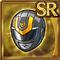 Gear-Uni Black Mask Icon