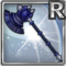 Gear-Obsidian Axe Icon