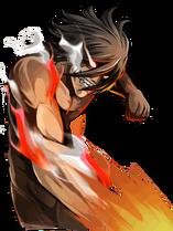 Unison Attack-Attack on Titan 003 Render