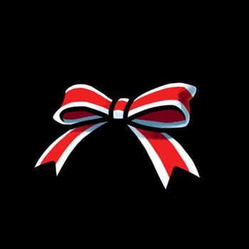 Gear-Cheerleader Ribbon Render