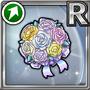 Gear-White Bouquet Icon