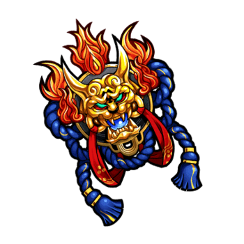 Gear-Dazzling Devil Star Render