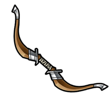 Gear-Hunter's Bow Render