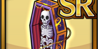 Skeleton Coffin (Furniture)