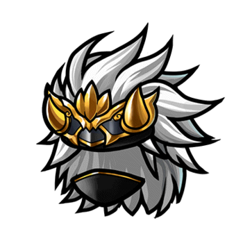 Gear-Great Black Ninja Mask Render