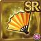 Gear-Extravagant Hand Fan Icon