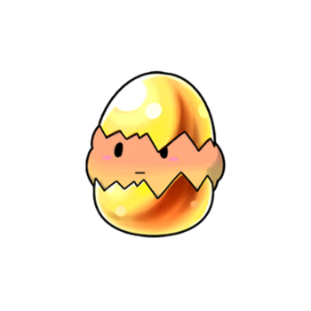 Gear-Golden Egg Render