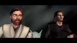Star Wars The Clone Wars Story reel 1 a death on utapau