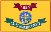 Flag of Santa Barbara County, California