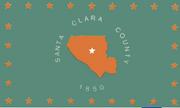 Flag of Santa Clara County, California