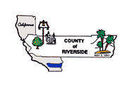 Flag of Riverside County, California