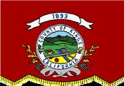 Flag of Kings County, California