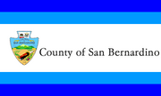 Flag of San Bernardino County, California