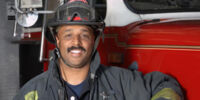 Firefighter Kevin Smith