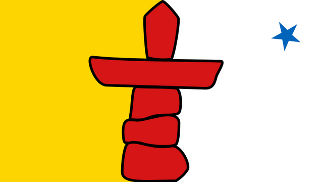 File:800px-Flag of Nunavut.png