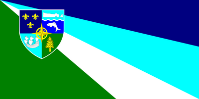 Alt flag the province of gaspe by aliensquid-d4ty4gy