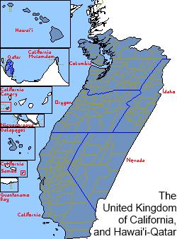 EoEP United Kingdom of California and Hawai'i-Qatar