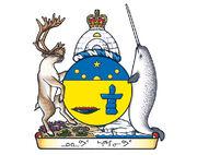 Arms nunavut canadian desig