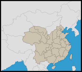 Eastern China Provinces