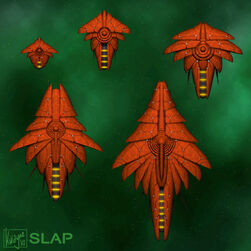 Insect ships