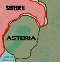 SWEDEN ASTERIA AGREEMENT