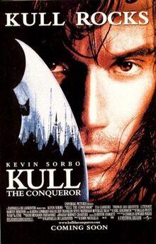 Kull the Conquerorposter