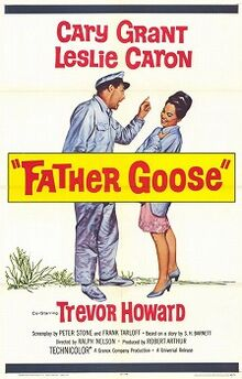 Father Goose film poster