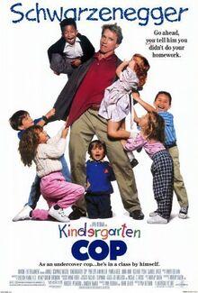 Kindergarten Cop film