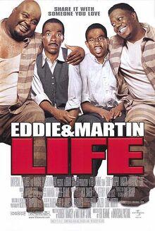 Life dvd movie cover