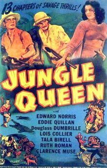 Jungle Queen FilmPoster