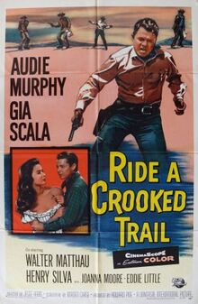 Poster of the movie Ride a Crooked Trail