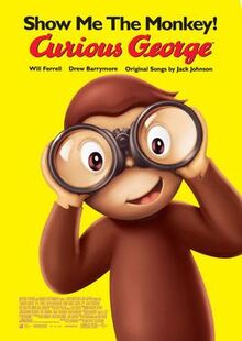 3rd Curious George Poster