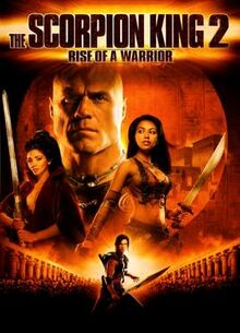 Scorpion King 2 DVD Cover