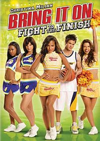 Bring It On - Fight to the Finish (video cover)