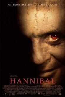 Hannibal movie poster