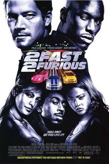 Two fast two furious ver5