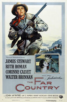 The Far Country poster