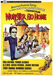 Munsters Move Munster Go Home 1966