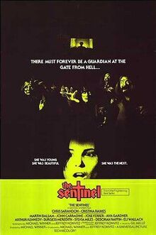 Sentinel movie poster
