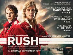 Rush UK poster