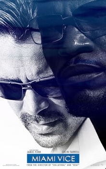 Miami Vice Teaser Poster