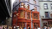 Universal Studios The Wizarding World of Harry Potter Diagon Alley Shops
