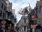 Universal Studios The Wizarding World of Harry Potter Diagon Alley