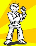 Karate joe by shinytotodile-d5al309
