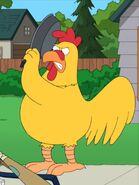 Ernie the Giant Chicken