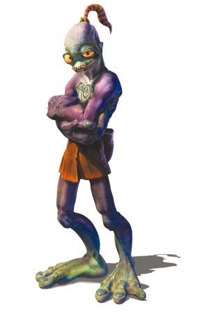 abe the mudokon universe of smash bros lawl wiki