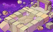 Box Dimension Current