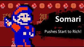 Smash Bros Lawl Galaxy Moveset Somari