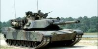 M1A2 Battle Tank