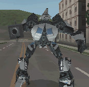 TransformersDS Create-A-Bot Autobot